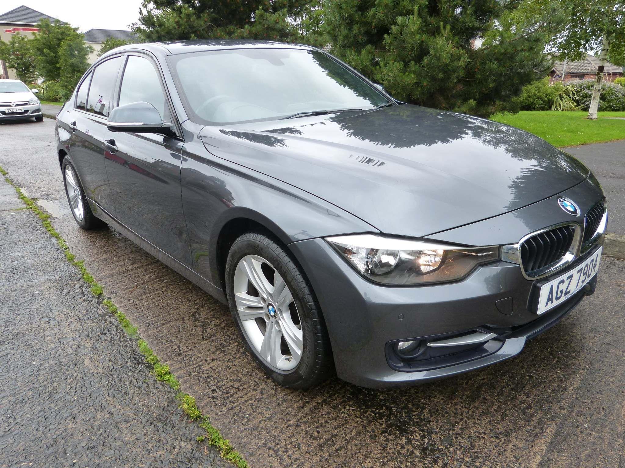2015 BMW 3 Series 2.0 320d Sport (s/s) Diesel Automatic  – Beechlawn Motors Belfast