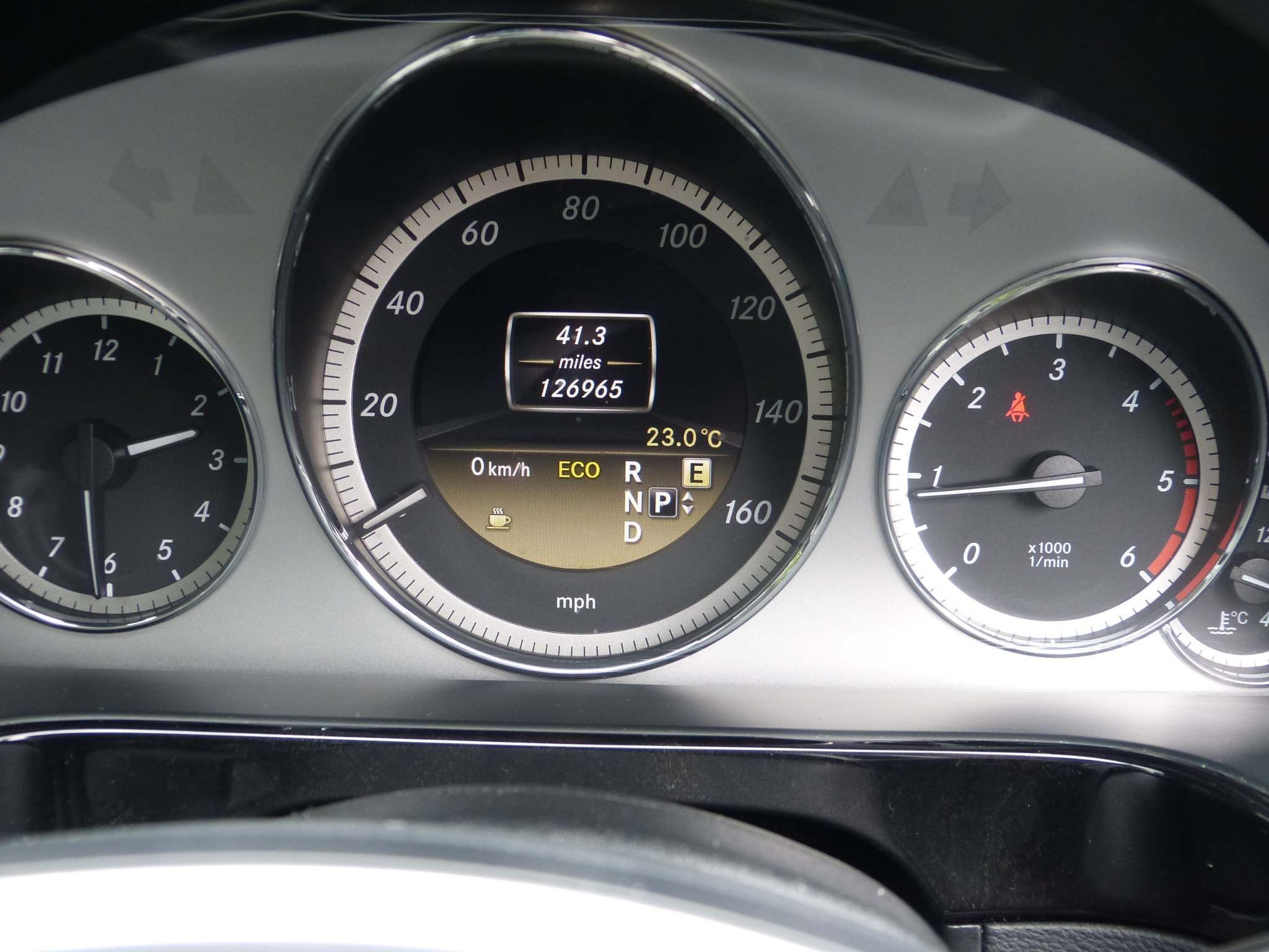2012 MERCEDES BENZ E Class 2.1 E220 CDI BlueEFFICIENCY SE (Executive) G-Tronic Diesel Automatic  – Beechlawn Motors Belfast full