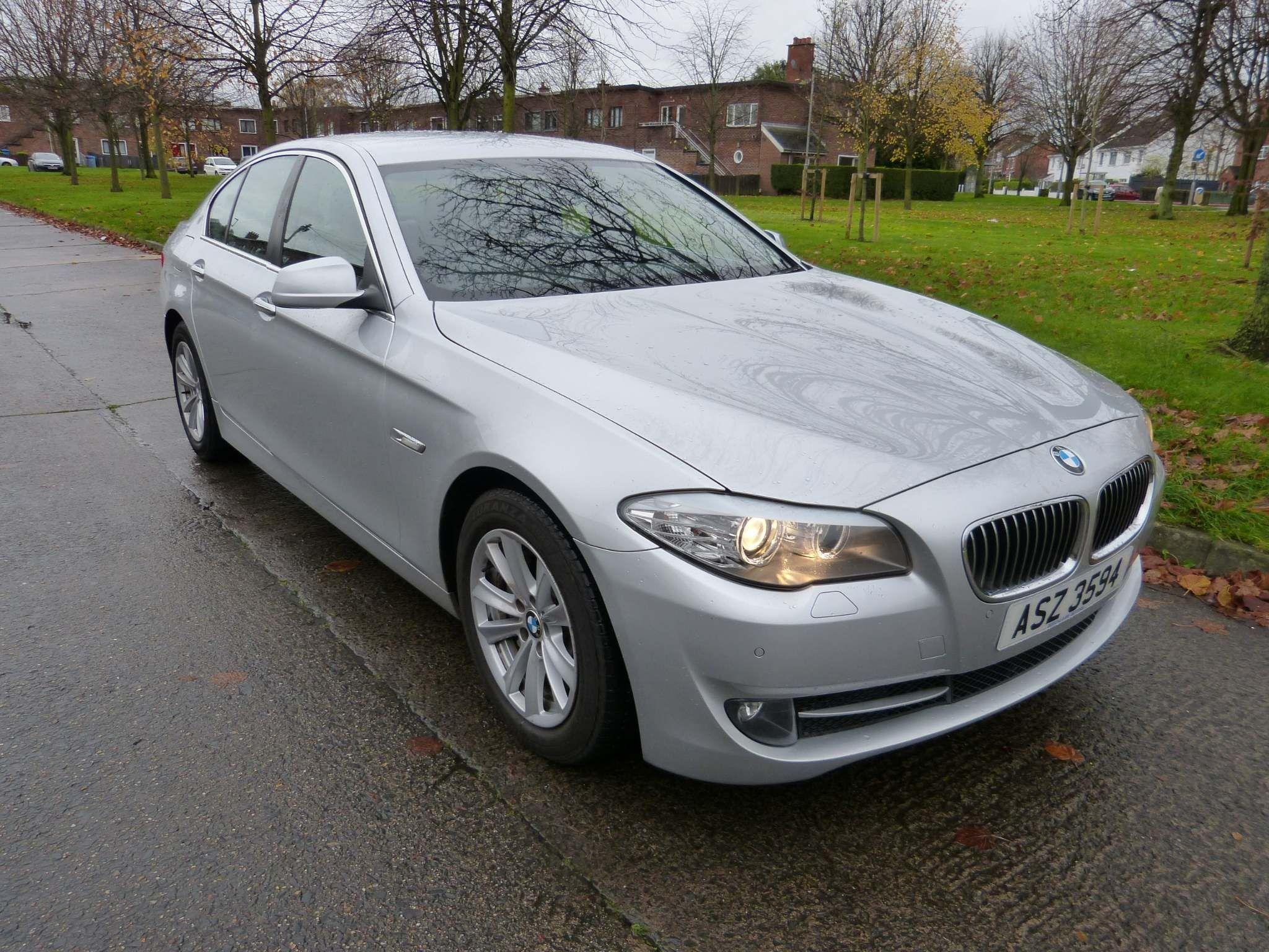 2013 BMW 5 Series 2.0 525d SE Diesel Automatic  – Beechlawn Motors Belfast full