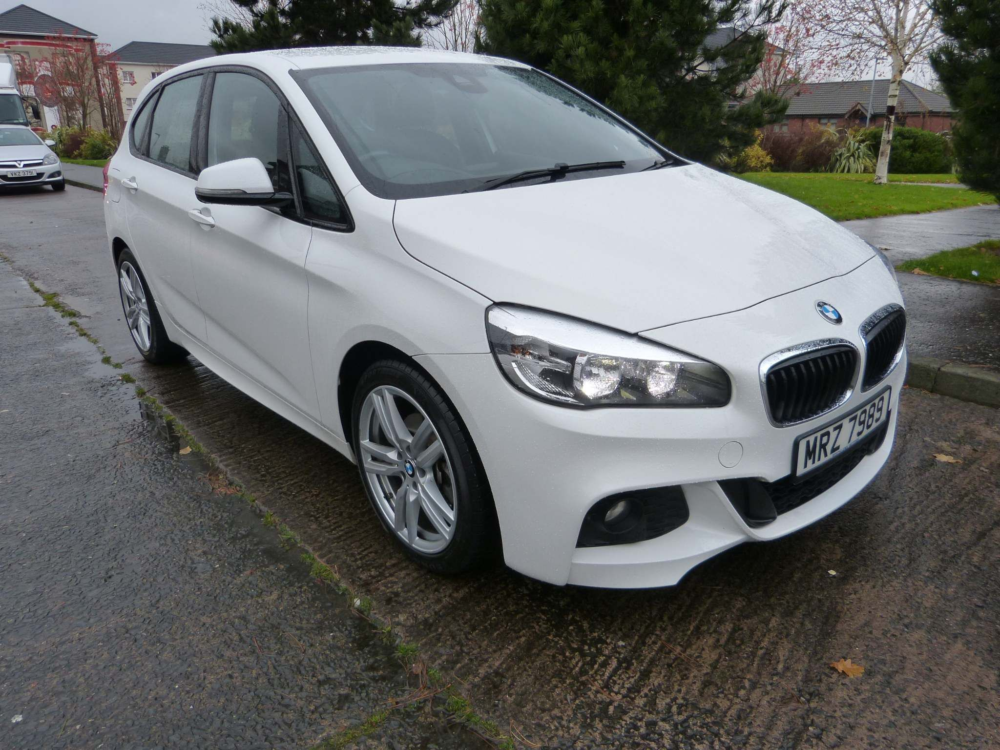 2016 BMW 2 Series Active Tourer 1.5 216d M Sport Active Tourer (s/s) Diesel Manual low milage – Beechlawn Motors Belfast