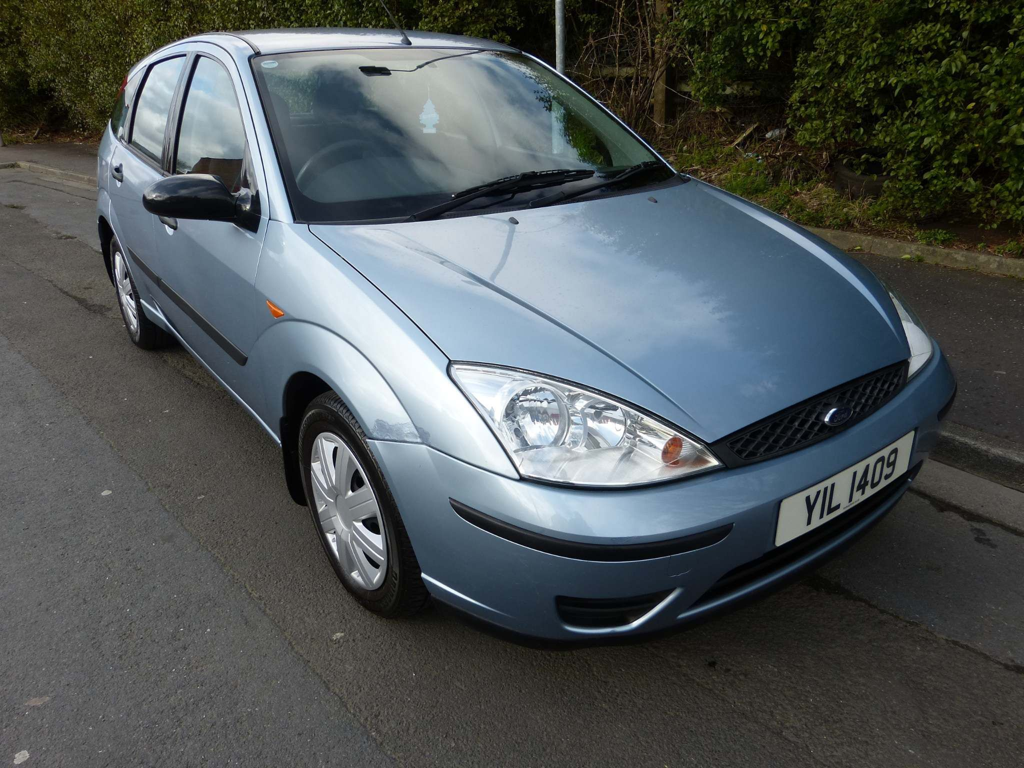 2004 FORD Focus 1.6 i 16v Flight Petrol Manual  – Beechlawn Motors Belfast
