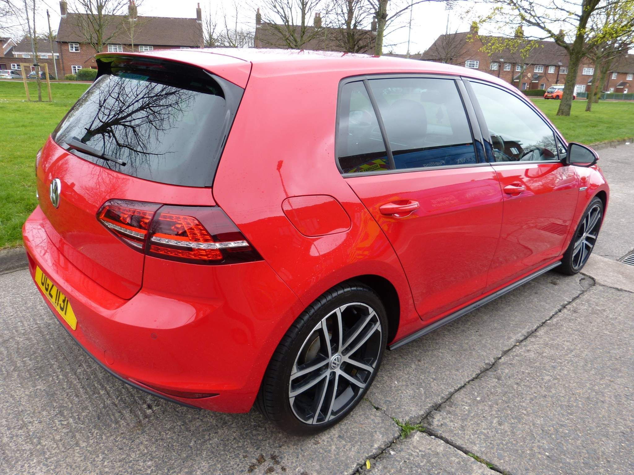 2015 VOLKSWAGEN Golf 2.0 TDI BlueMotion Tech GTD Diesel Manual  – Beechlawn Motors Belfast full
