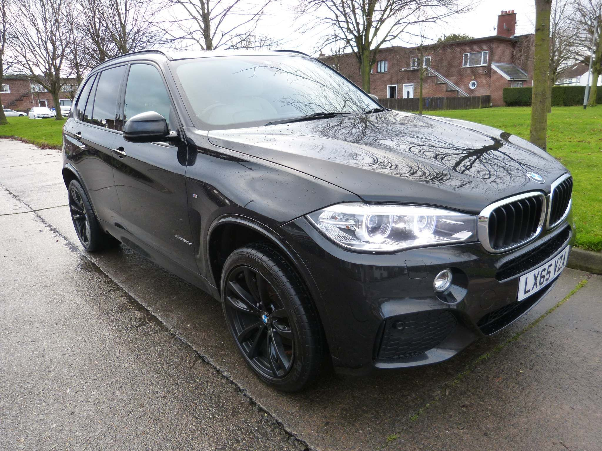 2015 BMW X5 3.0 30d M Sport Auto xDrive (s/s) Diesel Automatic seven seats, panoramic roof – Beechlawn Motors Belfast