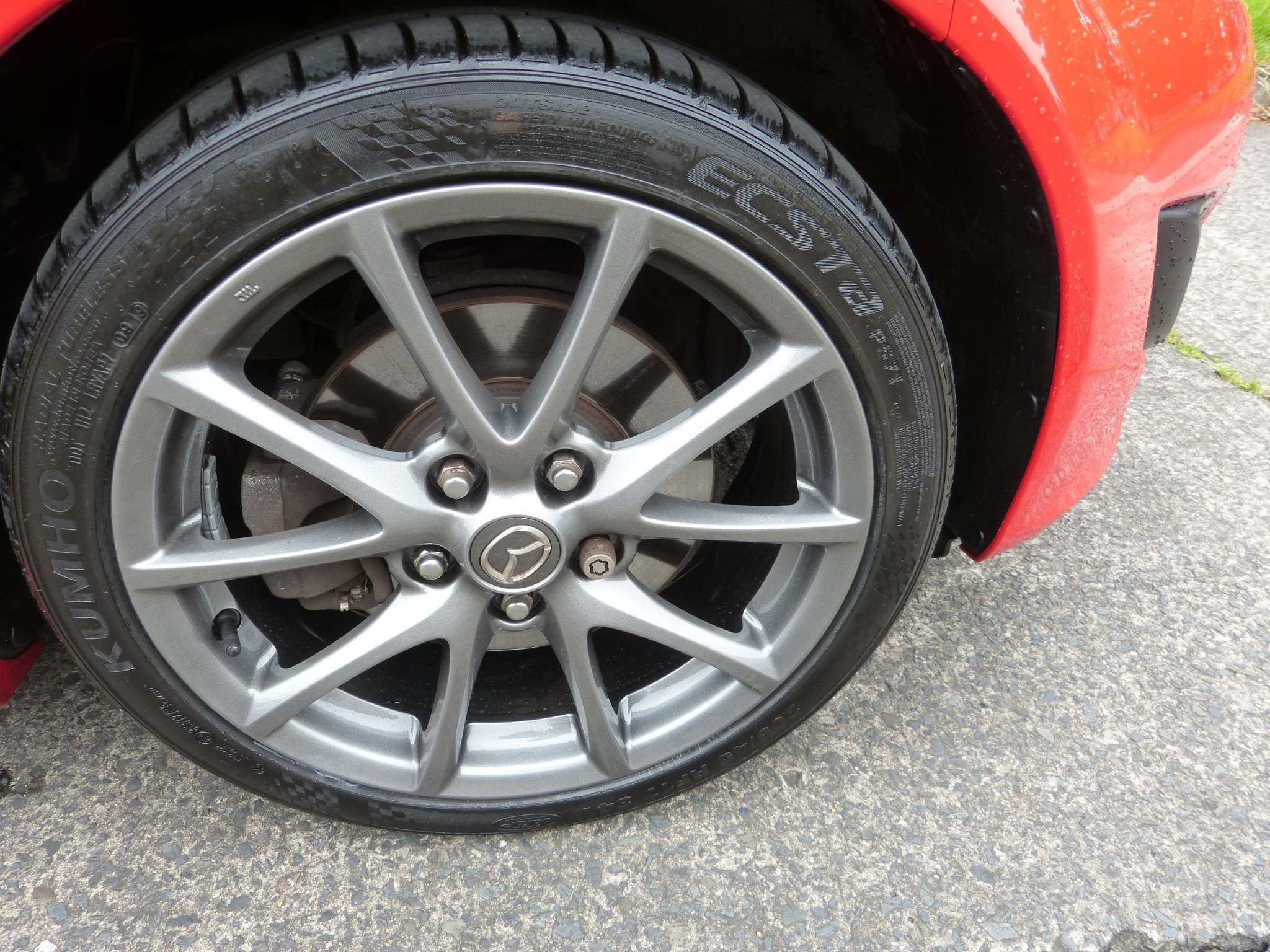 2012 MAZDA 5 MX- 2.0 Sport Tech Roadster Petrol Manual  – Beechlawn Motors Belfast full
