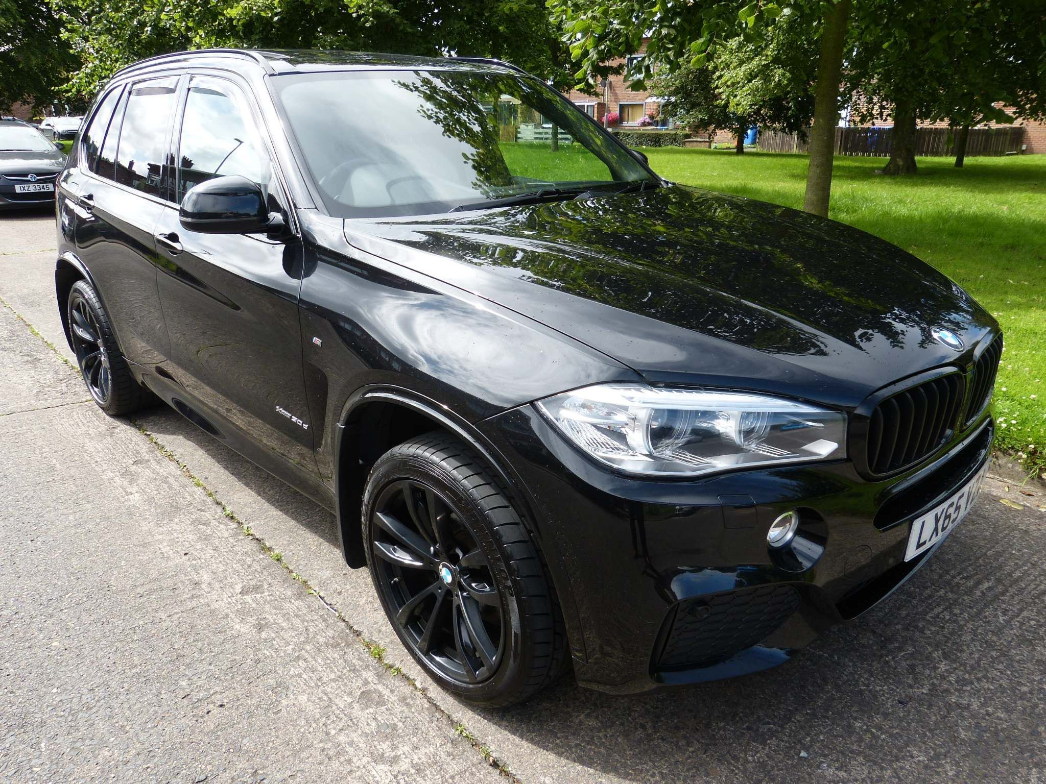 2015 BMW X5 3.0 30d M Sport Auto xDrive (s/s) Diesel Automatic seven seats  panoramic sunroof – Beechlawn Motors Belfast