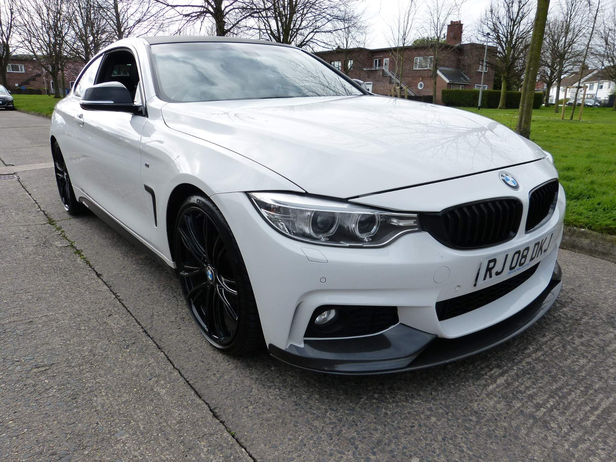 2014 BMW 4 Series 2.0 420d M Sport Auto Diesel Automatic performance package – Beechlawn Motors Belfast