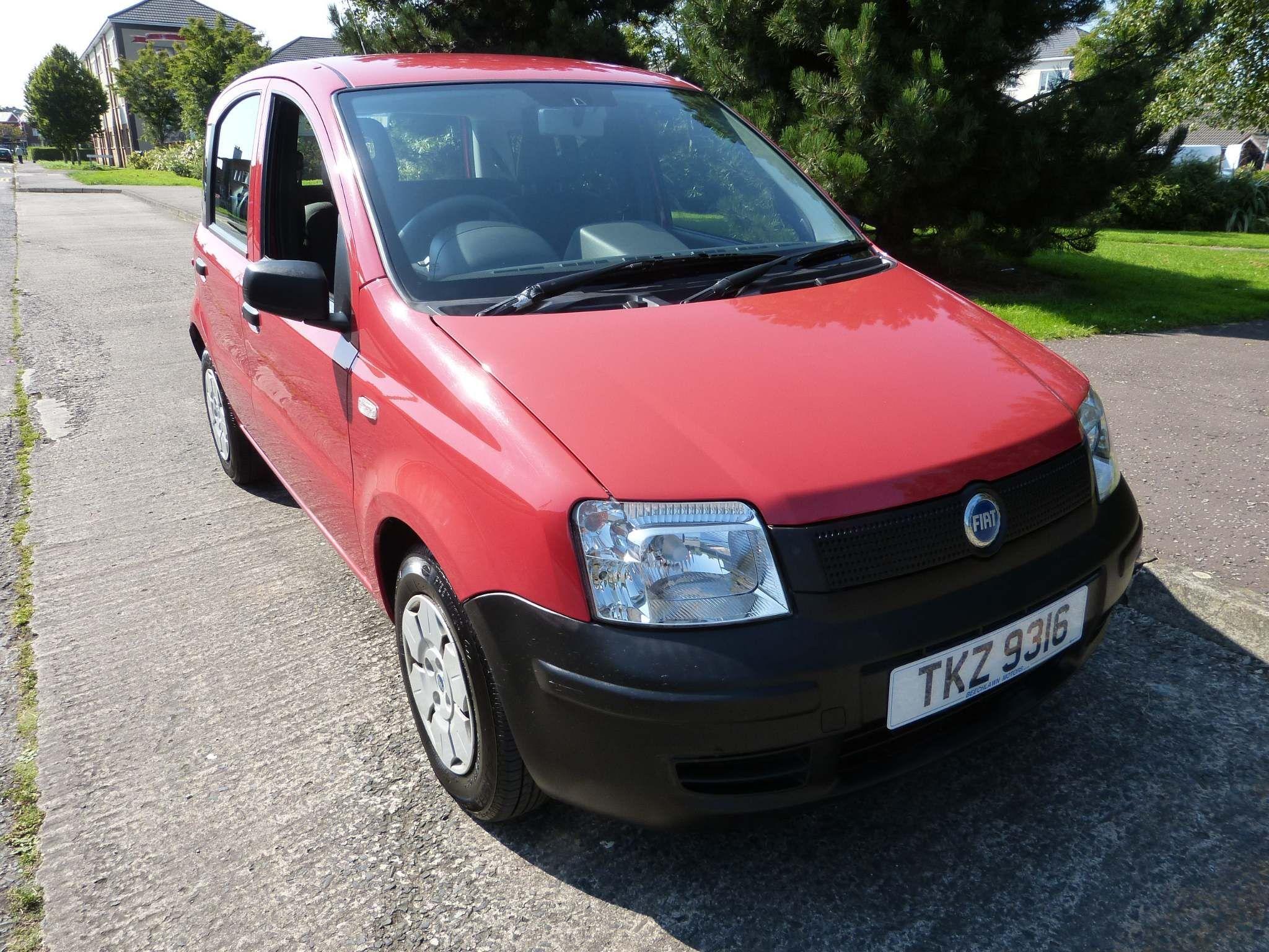 2007 FIAT Panda 1.1 Active Petrol Manual  – Beechlawn Motors Belfast