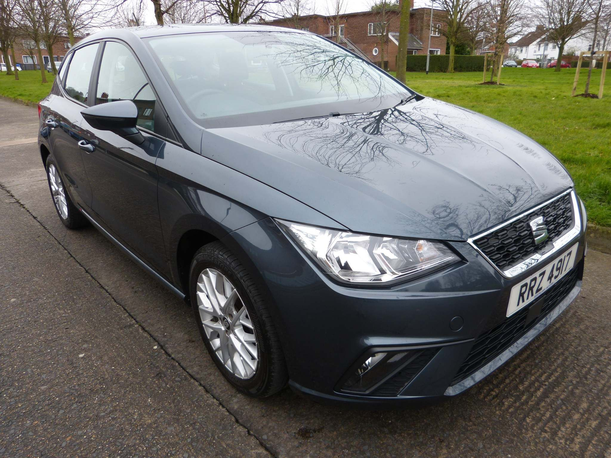 2019 SEAT Ibiza 1.0 MPI SE Technology (s/s)  GPF Petrol Manual excellent condition – Beechlawn Motors Belfast