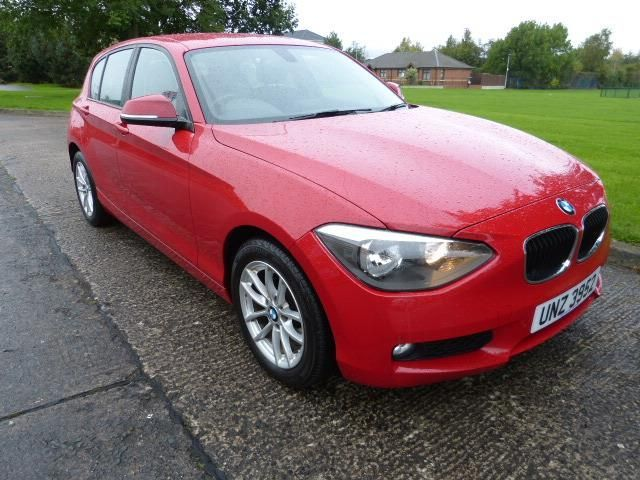 2014 BMW 1 Series 1.6 116i SE Sports Hatch Petrol Automatic low milage – Beechlawn Motors Belfast