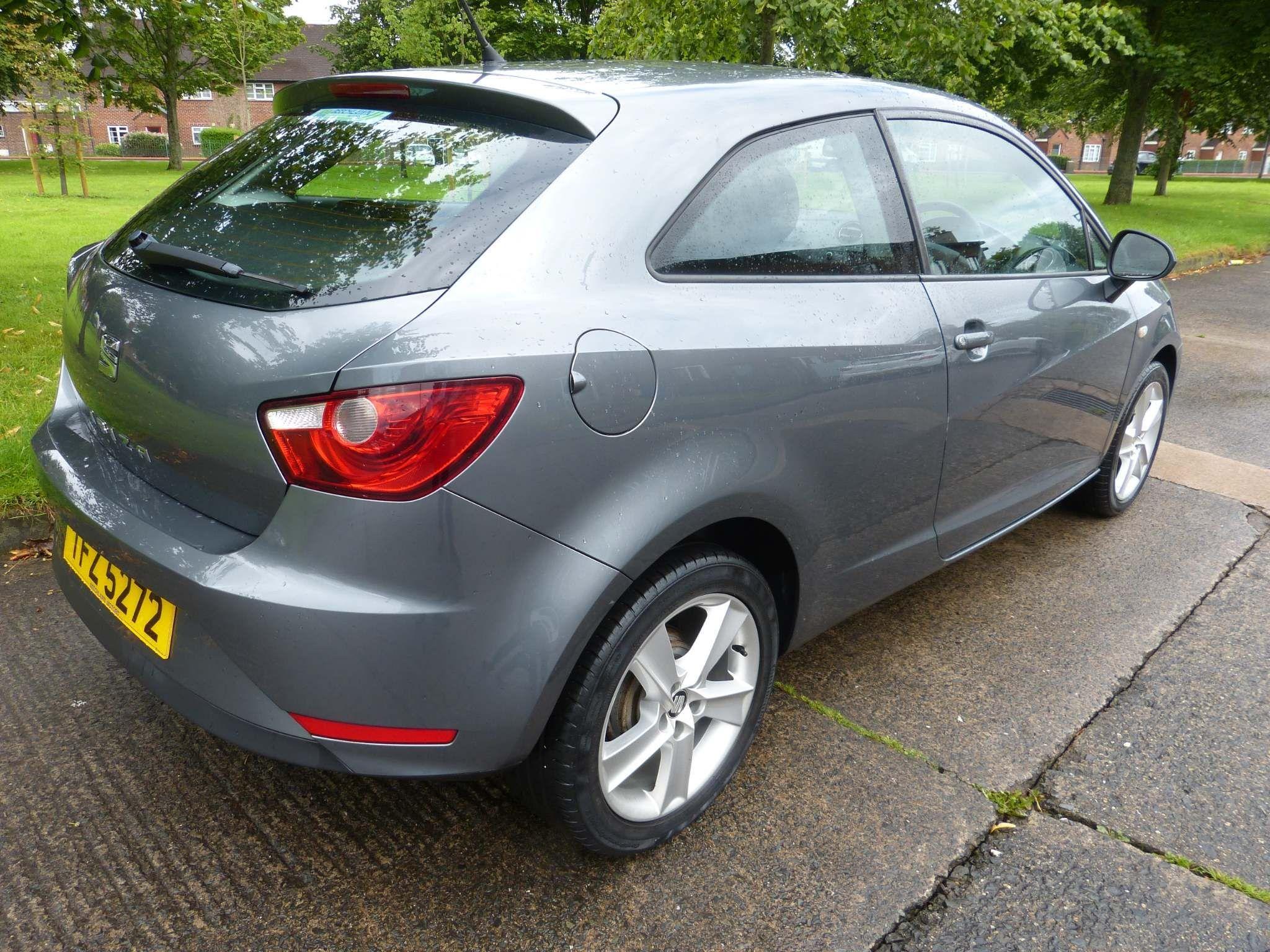 2014 SEAT Ibiza 1.4 16v Toca SportCoupe Petrol Manual  – Beechlawn Motors Belfast full