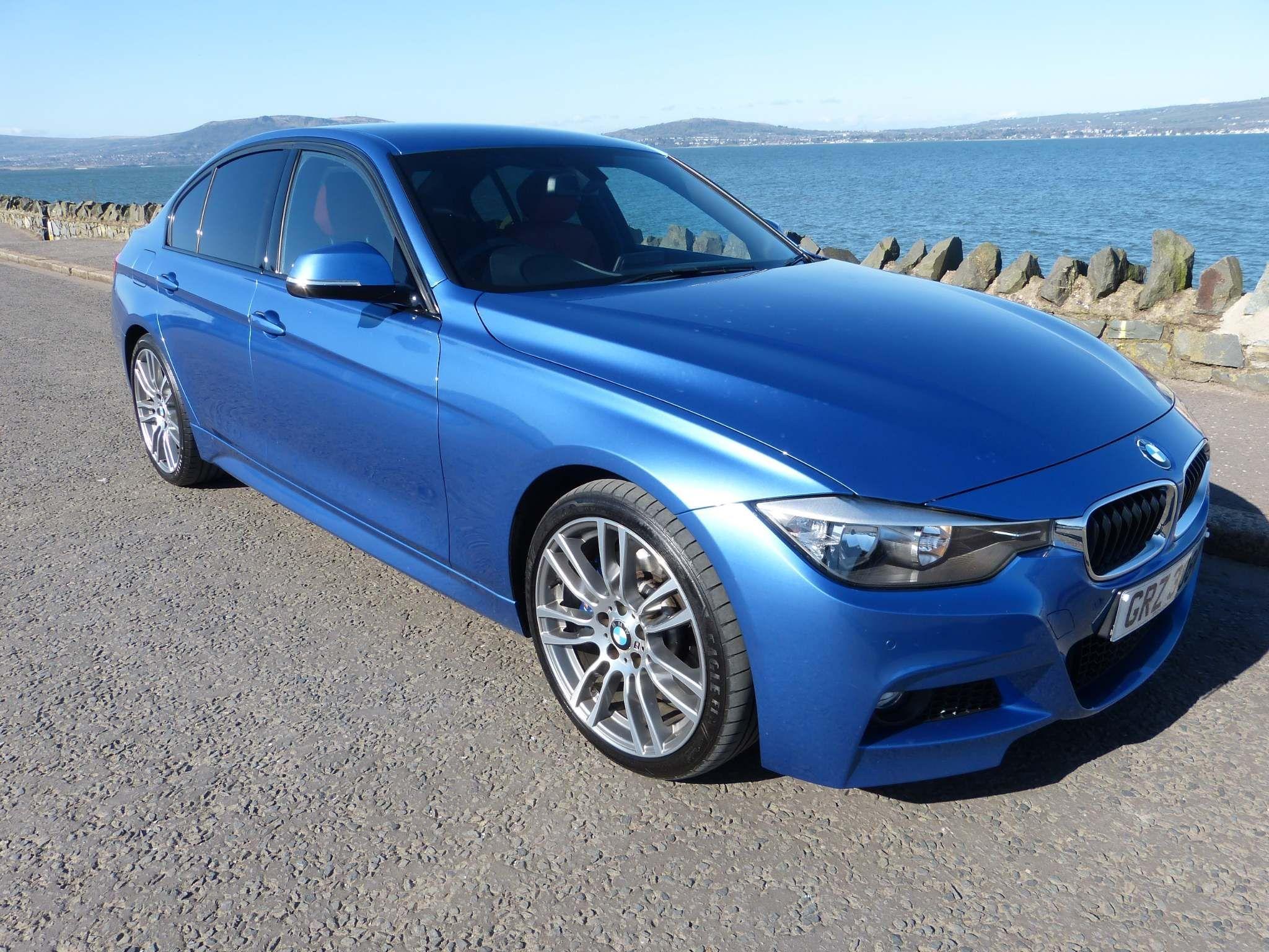 2013 BMW 3 Series 2.0 328i M Sport (s/s) Petrol Manual  – Beechlawn Motors Belfast
