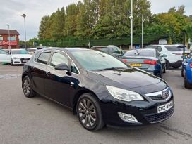 2010 Vauxhall Astra 1.6 SE Petrol Manual  – Brown Cars Newry