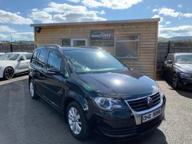 2010 Volkswagen Touran 1.9 MATCH TDI Diesel Manual **** Finance Available**** – Brown Cars Newry