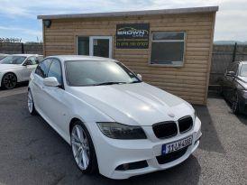 2011 BMW 3 Series 2.0 320D SPORT PLUS EDITION Diesel Manual  – Brown Cars Newry