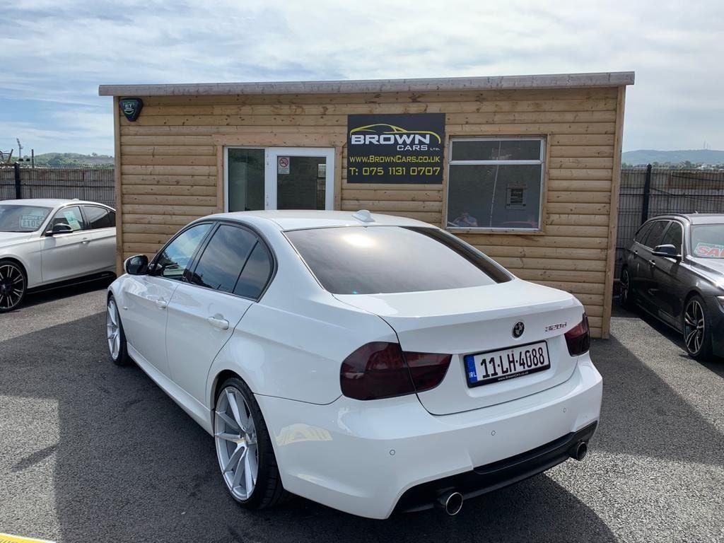2011 BMW 3 Series 2.0 320D SPORT PLUS EDITION Diesel Manual  – Brown Cars Newry full
