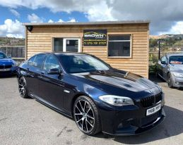 2011 BMW 5 Series 2.0 520D M SPORT Diesel Automatic **** Finance Available**** – Brown Cars Newry