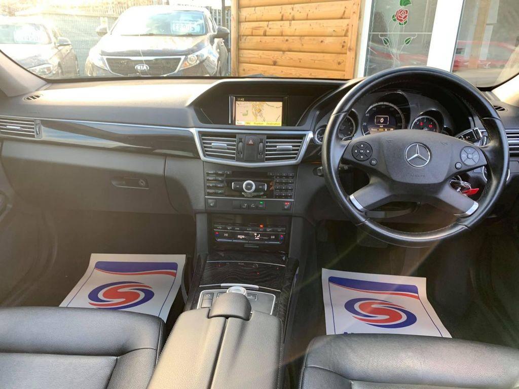 2011 Mercedes-Benz E Class E-CLASS 2.1 E220 CDI BLUEEFFICIENCY AVANTGARDE ED125 Diesel Automatic  – Brown Cars Newry full