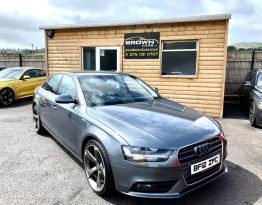2012 Audi A4 2.0 TDI SE Diesel Manual **** Finance Available**** – Brown Cars Newry