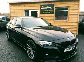 2012 BMW 3 Series 2.0 320D SE Diesel Manual **** Finance Available**** – Brown Cars Newry