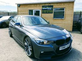 2012 BMW 3 Series 2.0 318D M SPORT Diesel Manual **** Finance Available**** – Brown Cars Newry