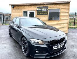 2012 BMW 3 Series 2.0 318D SE Diesel Manual **** Finance Available**** – Brown Cars Newry