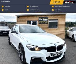 2012 BMW 3 Series EfficentDynamics Diesel Manual **** Finance Available**** – Brown Cars Newry