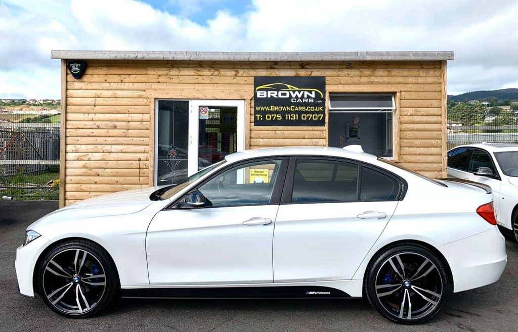 2012 BMW 3 Series 2.0 318D SE Diesel Automatic **** Finance Available**** – Brown Cars Newry full