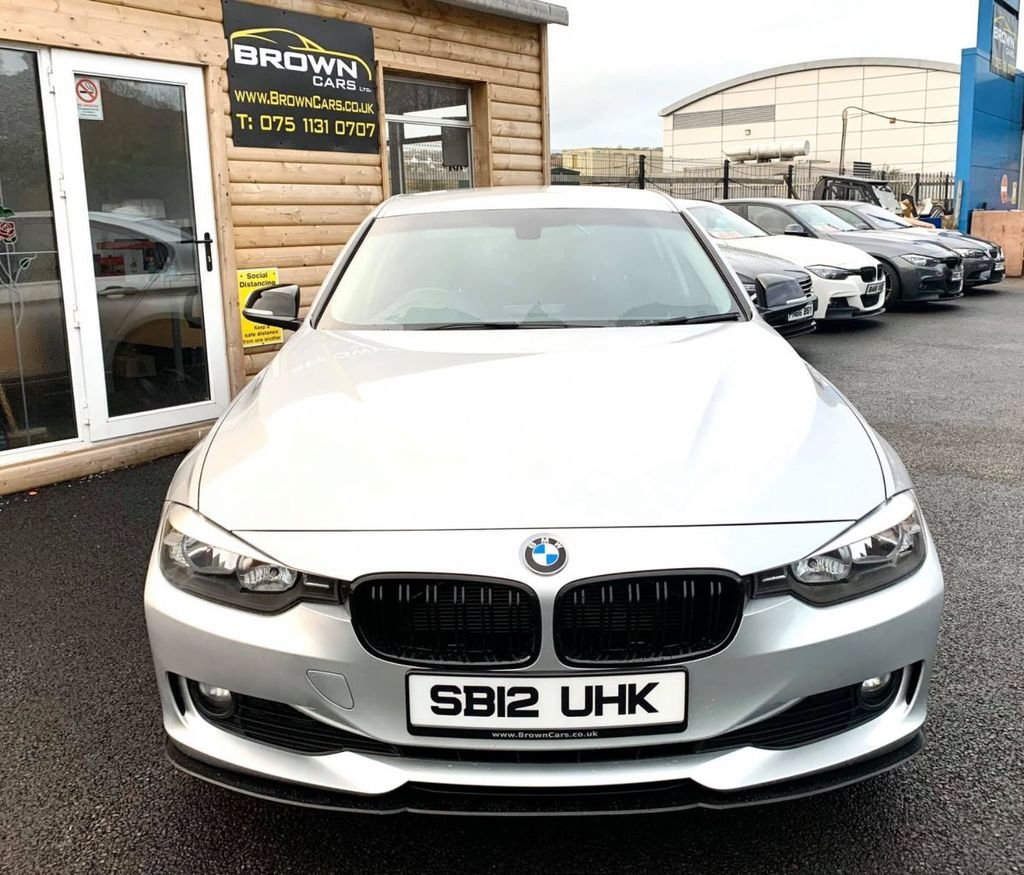 2012 BMW 3 Series 2.0 318D SE Diesel Manual **** Finance Available**** – Brown Cars Newry full