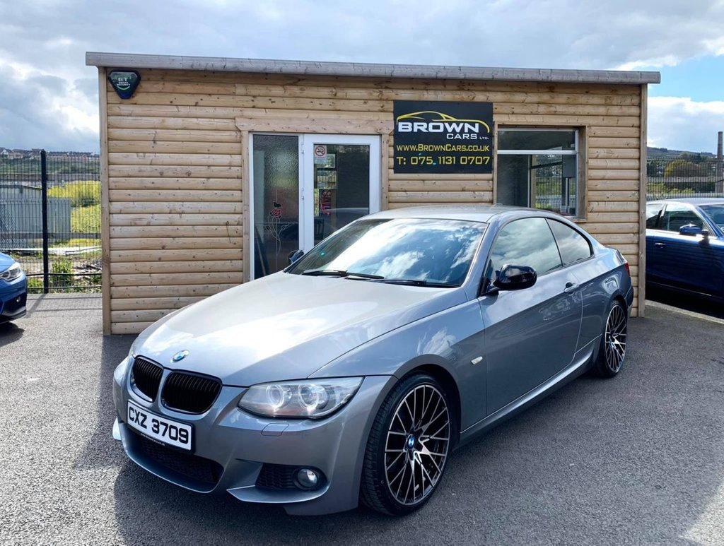 2012 BMW 3 Series 2.0 320D SPORT PLUS EDITION Diesel Manual **** Finance Available**** – Brown Cars Newry full
