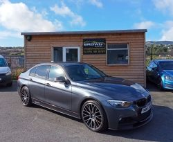 2012 BMW 3 Series 2.0 320D SPORT Diesel Manual **** Finance Available**** – Brown Cars Newry