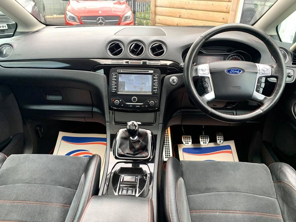 2012 Ford S-Max 2.2 TITANIUM X SPORT TDCI Diesel Manual **** Finance Available**** – Brown Cars Newry full