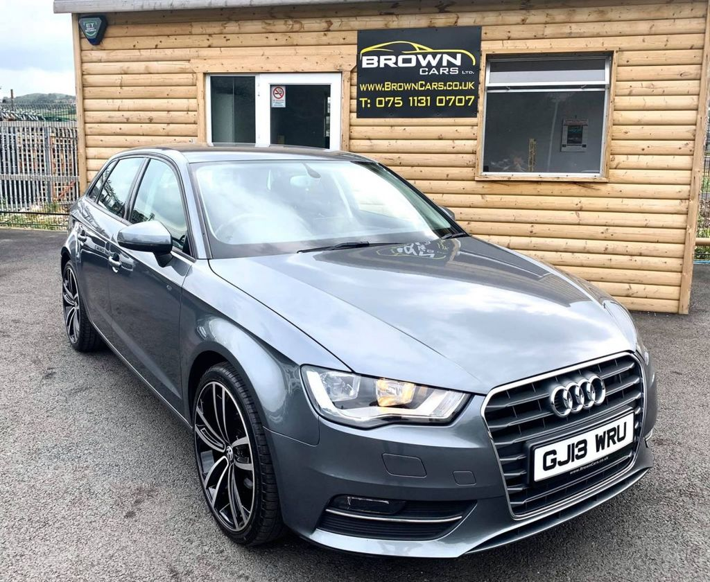 2013 Audi A3 2.0 TDI SE Diesel Manual **** Finance Available**** – Brown Cars Newry full