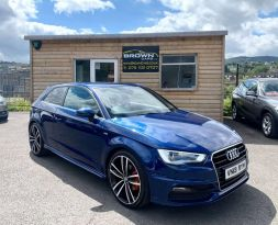 2013 Audi A3 2.0 TDI S LINE Diesel Manual **** Finance Available**** – Brown Cars Newry