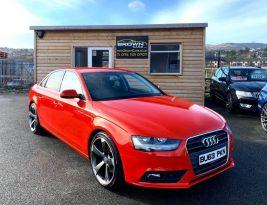 2013 Audi A4 2.0 TDI SE TECHNIK Diesel Manual **** Finance Available**** – Brown Cars Newry