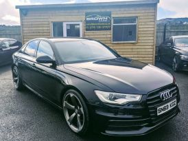 2013 Audi A6 2.0 TDI S LINE Diesel Manual **** Finance Available**** – Brown Cars Newry