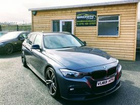 2013 BMW 3 Series 2.0 320D EFFICIENTDYNAMICS TOURING Diesel Automatic **** Finance Available**** – Brown Cars Newry