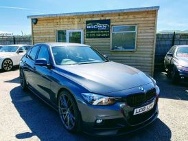 2013 BMW 3 Series 2.0 320D EFFICIENTDYNAMICS Diesel Manual **** Finance Available**** – Brown Cars Newry
