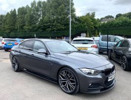 2013 BMW 3 Series 2.0 320D M SPORT Diesel Automatic **** Finance Available**** – Brown Cars Newry
