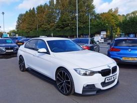 2013 BMW 3 Series 2.0 320D XDRIVE M SPORT Diesel Manual **** Finance Available**** – Brown Cars Newry