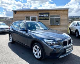 2013 BMW X1 2.0 XDRIVE20D SE Diesel Manual ****FINANCE AVAILABLE**** – Brown Cars Newry