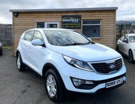 2013 Kia Sportage 1.7 CRDI 1 Diesel Manual **** Finance Available**** – Brown Cars Newry