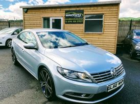 2013 Volkswagen CC 2.0 TDI BLUEMOTION TECHNOLOGY Diesel Manual **** Finance Available**** – Brown Cars Newry