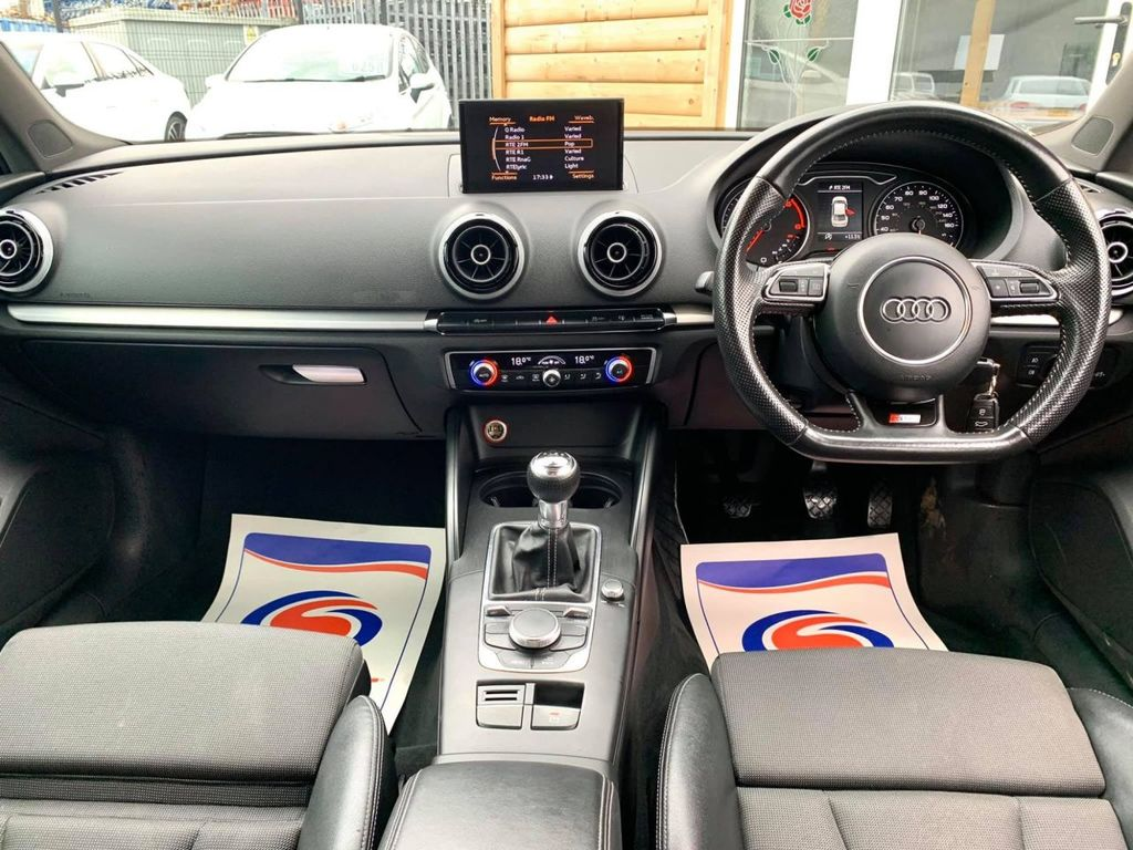 2014 Audi A3 1.6 TDI S LINE Diesel Manual **** Finance Available**** – Brown Cars Newry full