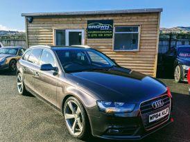 2014 Audi A4 2.0 AVANT TDI SE TECHNIK Diesel Manual **** Finance Available**** – Brown Cars Newry