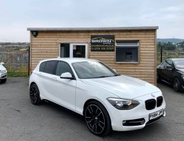 2014 BMW 1 Series 2.0 116D SPORT Diesel Manual **** Finance Available**** – Brown Cars Newry