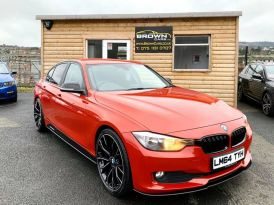 2014 BMW 3 Series 2.0 320D EFFICIENTDYNAMICS Diesel Manual **** Finance Available**** – Brown Cars Newry