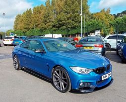 2014 BMW 4 Series 2.0 420D M SPORT Diesel Automatic **** Finance Available**** – Brown Cars Newry