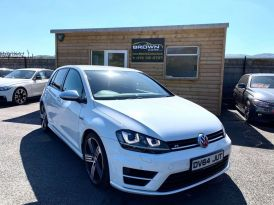 2014 Volkswagen Golf 2.0 R DSG Petrol Semi Auto **** Finance Available**** – Brown Cars Newry