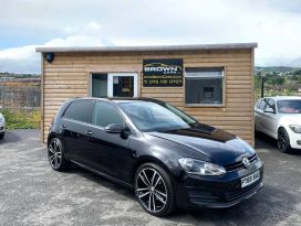 2014 Volkswagen Golf 1.6 S TDI BLUEMOTION TECHNOLOGY Diesel Manual **** Finance Available**** – Brown Cars Newry