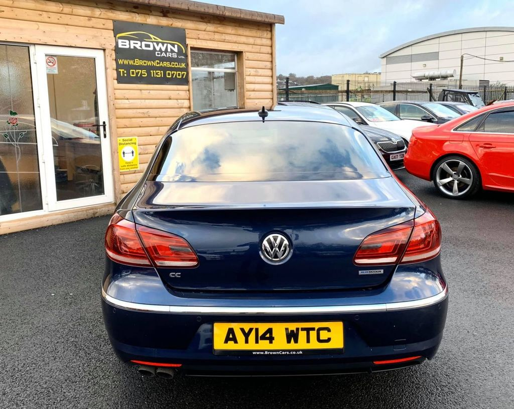 2014 Volkswagen GT CC 2.0  TDI BLUEMOTION TECHNOLOGY Diesel Manual **** Finance Available**** – Brown Cars Newry full